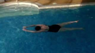 Swimming Without Stress Case Study: Alice, Head-up Breast Stroker Learns to Relax