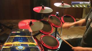 Figured You Out - Nickelback - Rock Band Pro Drums 98% GS