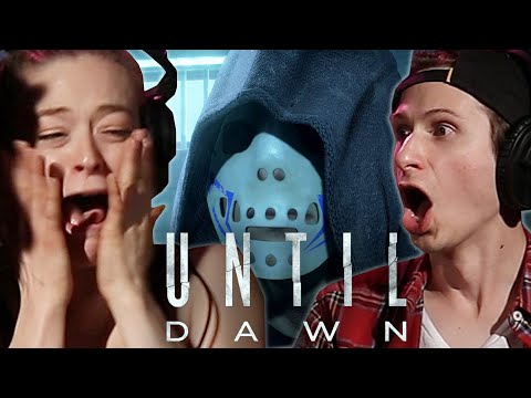 Ultimate Until Dawn Jump Scares Compilation