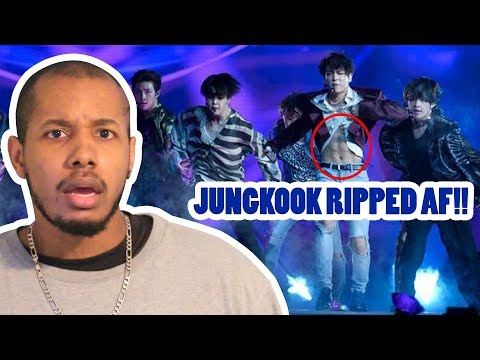 BTS 'FAKE LOVE' - 2018 BILLBOARD MUSIC AWARDS REACTION