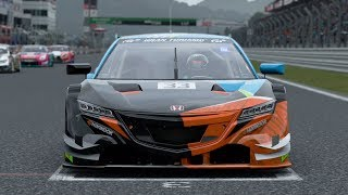 Gran Turismo™SPORT Super GT Series by GTilluzion   Round 4   Sprint Race   Onboard
