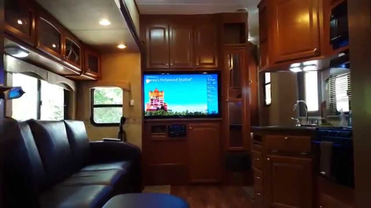 two bedroom rv
