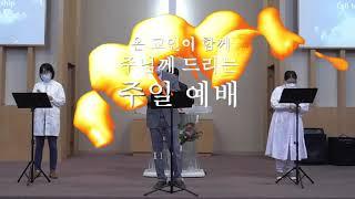 실리콘밸리장로교회  주일예배 2020.11.01
