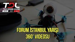 Tech Drone League - Forum Istanbul 360° Video