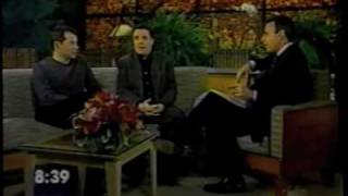 Matthew Broderick & Nathan Lane discuss The Producers on NBC's Today Show