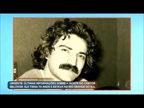 Geraldo Luís fala sobre a reclusão de Belchior e como Domingo Show tentou uma entrevista