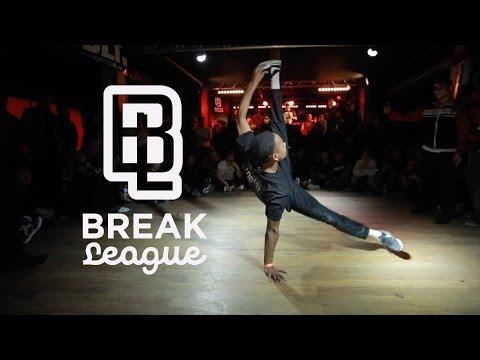 Total Feeling Crew vs Funky Belgian'z l BREAKLEAGUE J7 x Chill In The City