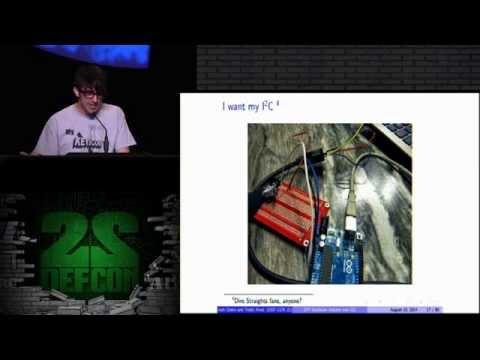 DEF CON 22   NSA Playset   DIY WAGONBED Hardware Implant over I2C