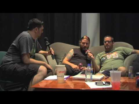 BLACK DAHLIA MURDER Interview at Mayhem Fest 2009 on Metal Injection