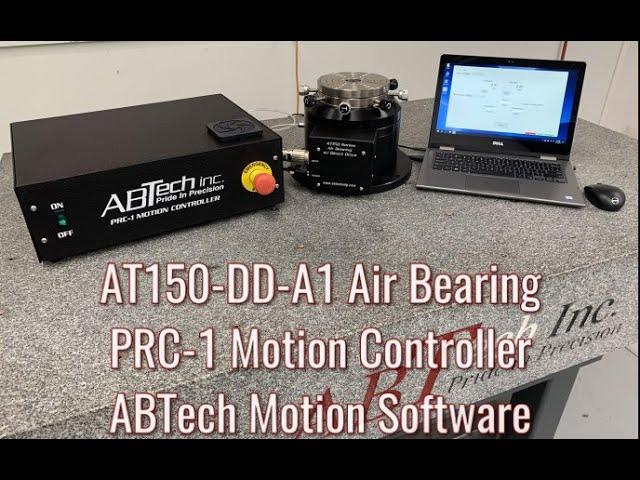 AT150 DD A1 PRC1 & Software