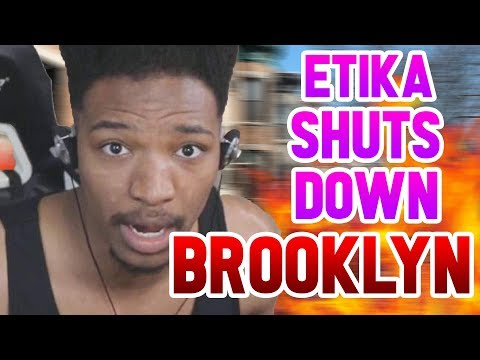 ETIKA SHUT DOWN BROOKLYN (BREAKING NEWS) - YouTube