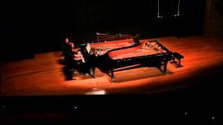 Beethoven Grosse Fuge op.134 Piano Duo Tsuyuki & Rosenboom