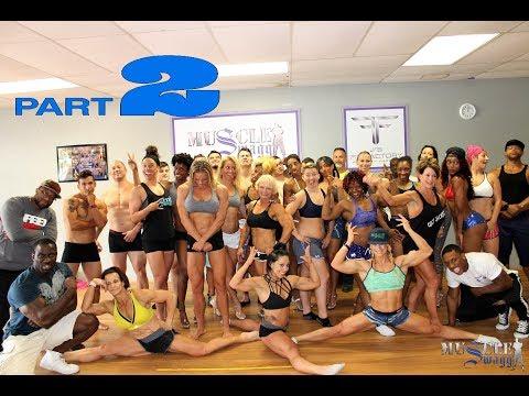 Js Fit Factory Posing Clinic Part 2