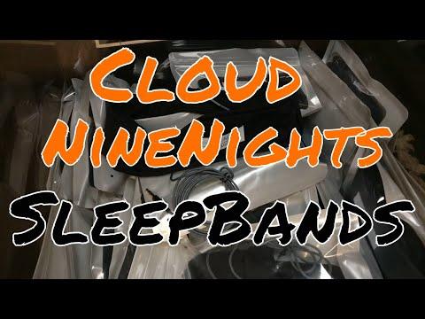 CloudNineNights SleepBands