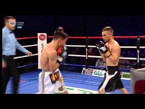 "Sergio ""Sugar"" Romero vs Robert Laki Boxeo"