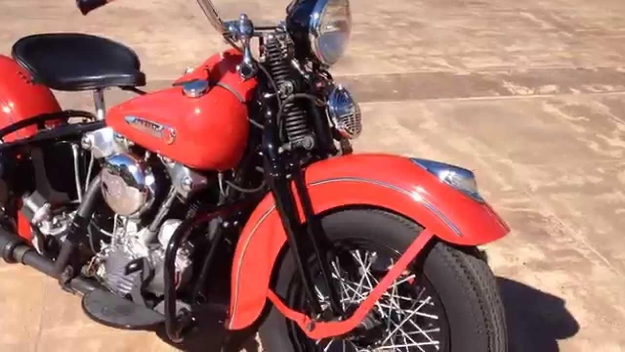 1947 Harley Davidson FL