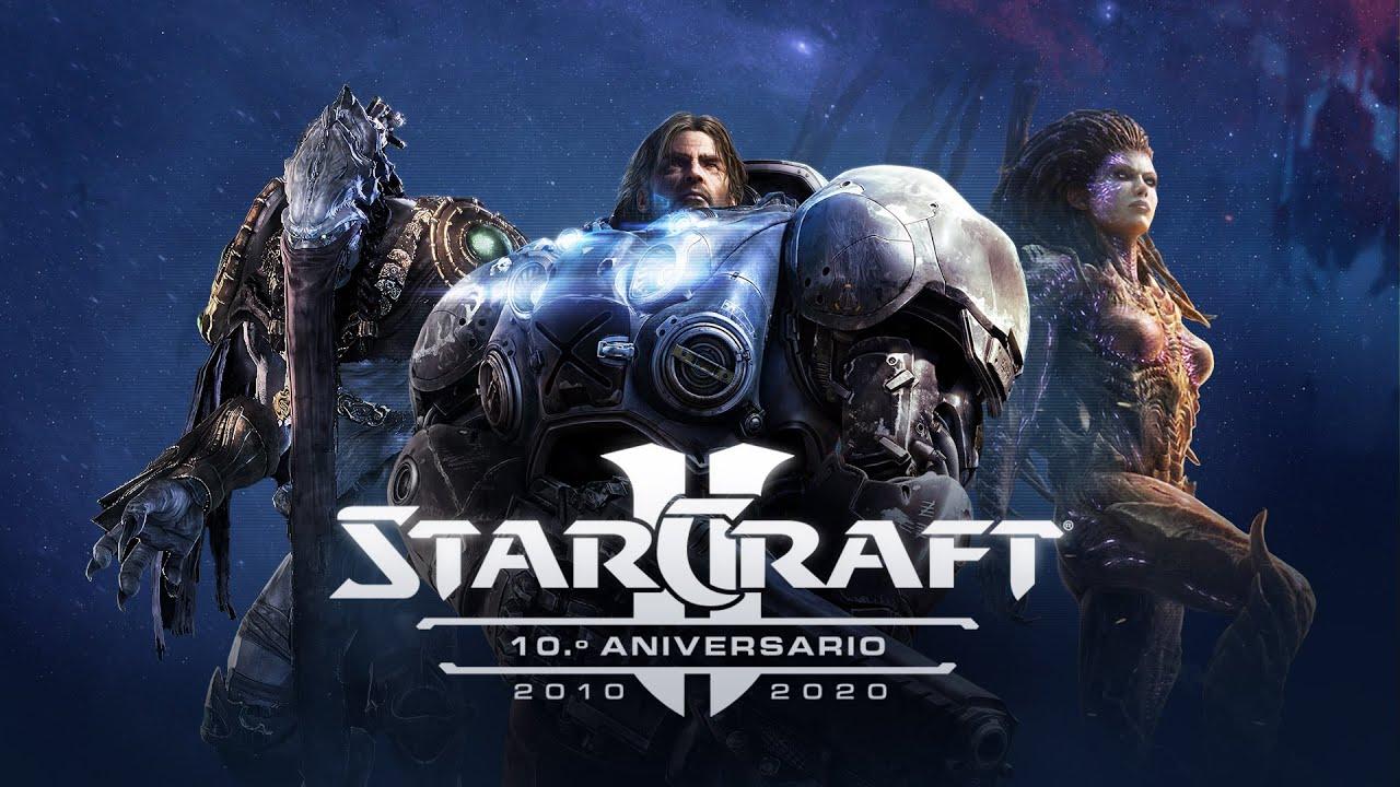 StarCraft II - Actualización del 10.º aniversario
