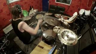 The Hirsch Effekt - Ira - Drumcover by Christoph Patzak