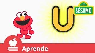 Sésamo: Elmo y la letra U