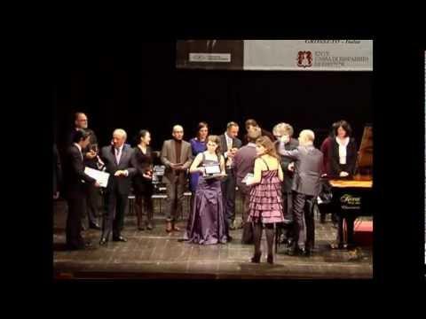 Premio Internazionale Pianistico A. Scriabin 2013 a Grosseto