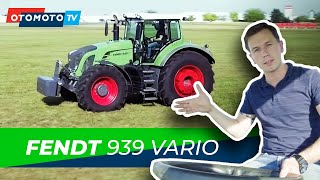 Fendt 939 Vario - 390 KM w akcji!   Agro Show 2018