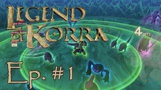 The Legend of Korra ( PC ) Episode 1 - Pro-Bending Troubles