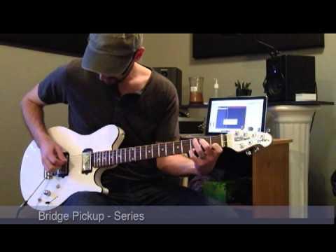 Music Man Reflex Demo Part 1 - Clean Tone