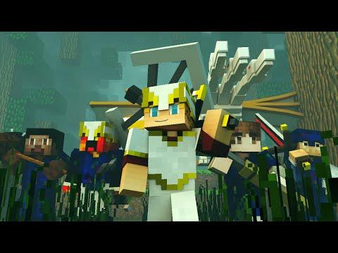 """Minecraft Song ♪ """"I Am Believing"""" A Minecraft CrazyCraft Parody (Minecraft Animation)"""
