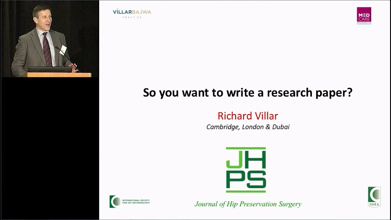 how to write a medical research paper how to write a medical research paper
