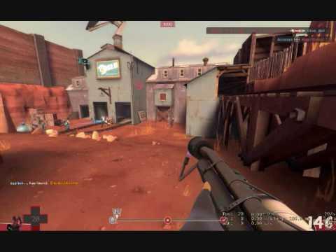 Air Blasting Advanced (Preview) - TF2 Pyro Frag