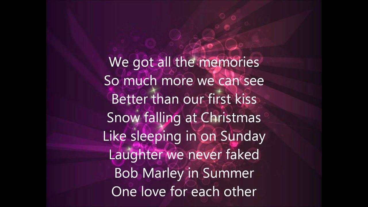 Unwritten - Natasha Bedingfield - Lyrics - YouTube