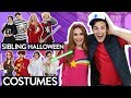 6 Sibling Halloween Costume Ideas! w/ My Brother MatPat!
