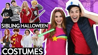 Sibling Halloween Costume Ideas! w/ My Brother MatPat!