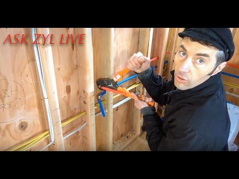 Ask Zyl Live - Supply Plumbing - Feb 19, 2017