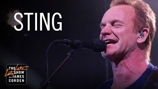 Sting: I Can