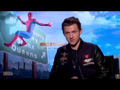 Tom Holland Answers Fan Questions | IMDb EXCLUSIVE