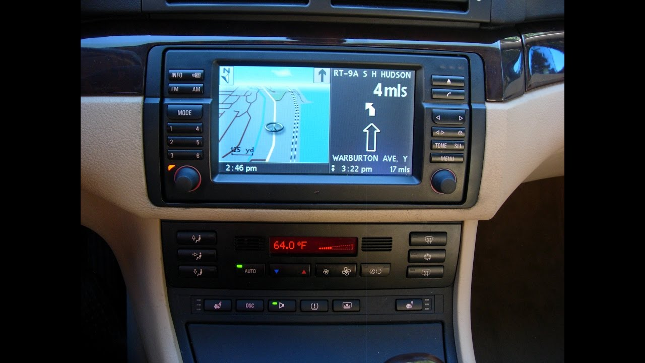 bmw e46 mk4 navigation 2010 tele atlas dvd map full review. Black Bedroom Furniture Sets. Home Design Ideas