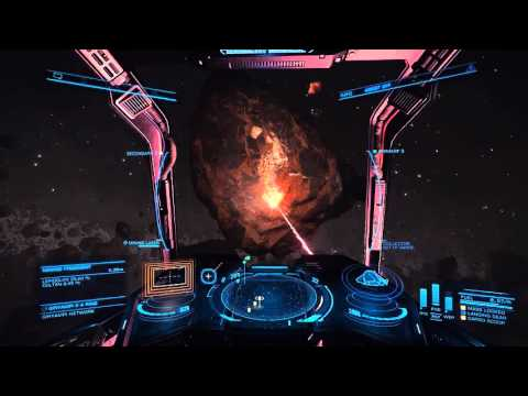 Elite: Dangerous | Mining Treasure