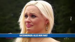 Katzenberger: Alles nur fake?