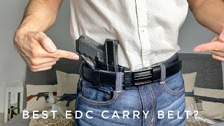 Best Edc Carry Belt Kore Essentials X1 Buckle Kore edc gun belts feature a hidden micro adjustable track with 40+ sizing positions. best edc carry belt kore essentials x1 buckle
