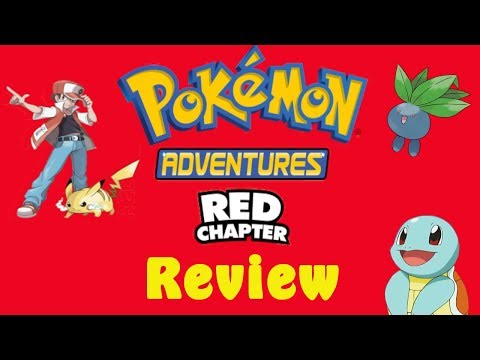 Pokemon Adventures Red Chapter Review! (GBA RomHack)