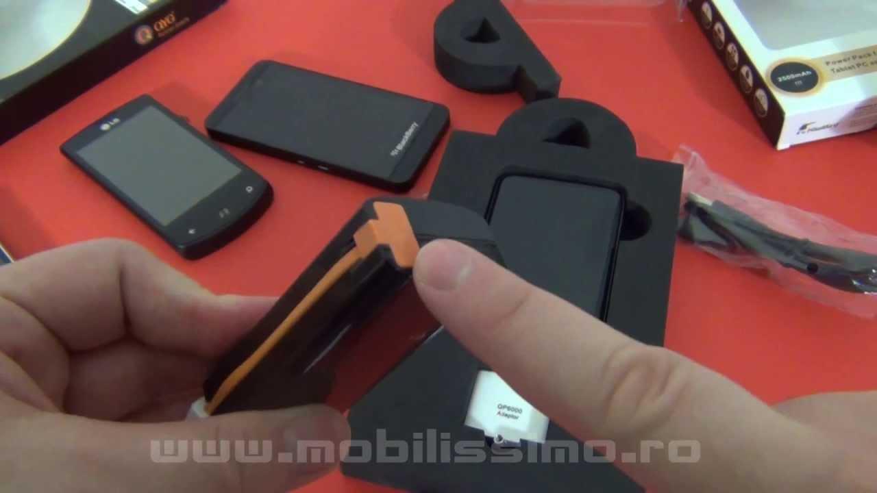Review baterii externe telefon/tableta Colia Power si Kiwi Bird  (FunGadgets.ro)
