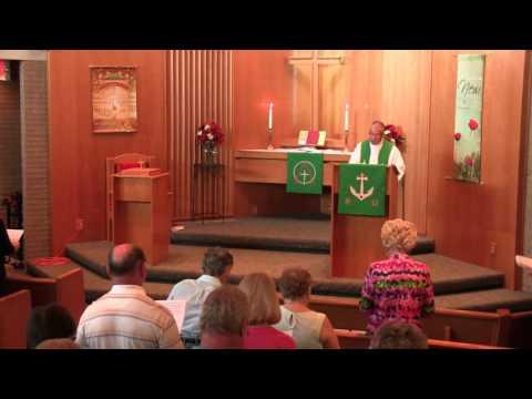 Pentecost 19 2016 - Pursue Contentment (1 Timothy 6:6-16 NIV)