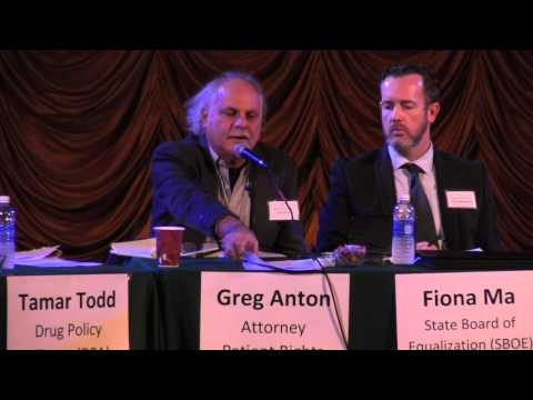 part 7 Greg Anton Attorney, Cannabis Policy Architects,  Sacramento, Tues Jan. 19, 2016