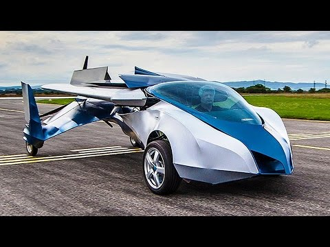 The Flying Car: an Invention That Will Revolutionize the World Essay Sample