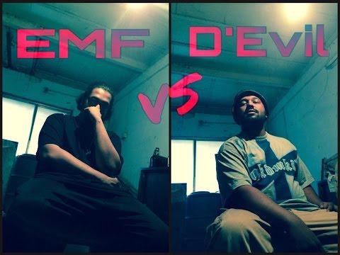 B3 | CIVIL WAR | E.M.F VS D'Evil [MAIN EVENT]