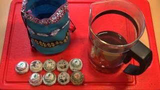 Китайский чай Пуэр Pu-ehr Tea, отчет по использованию чая