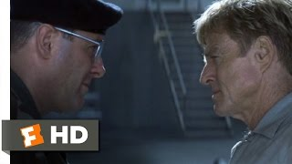 The Last Castle (8/9) Movie CLIP - It's Not Your Flag (2001) HD