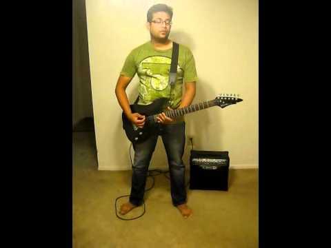 Rockstar - Sadda Haq Guitar Cover ( Guitar tabs in info )