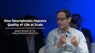 How Smartphone can Improve the Quality of Life at Scale